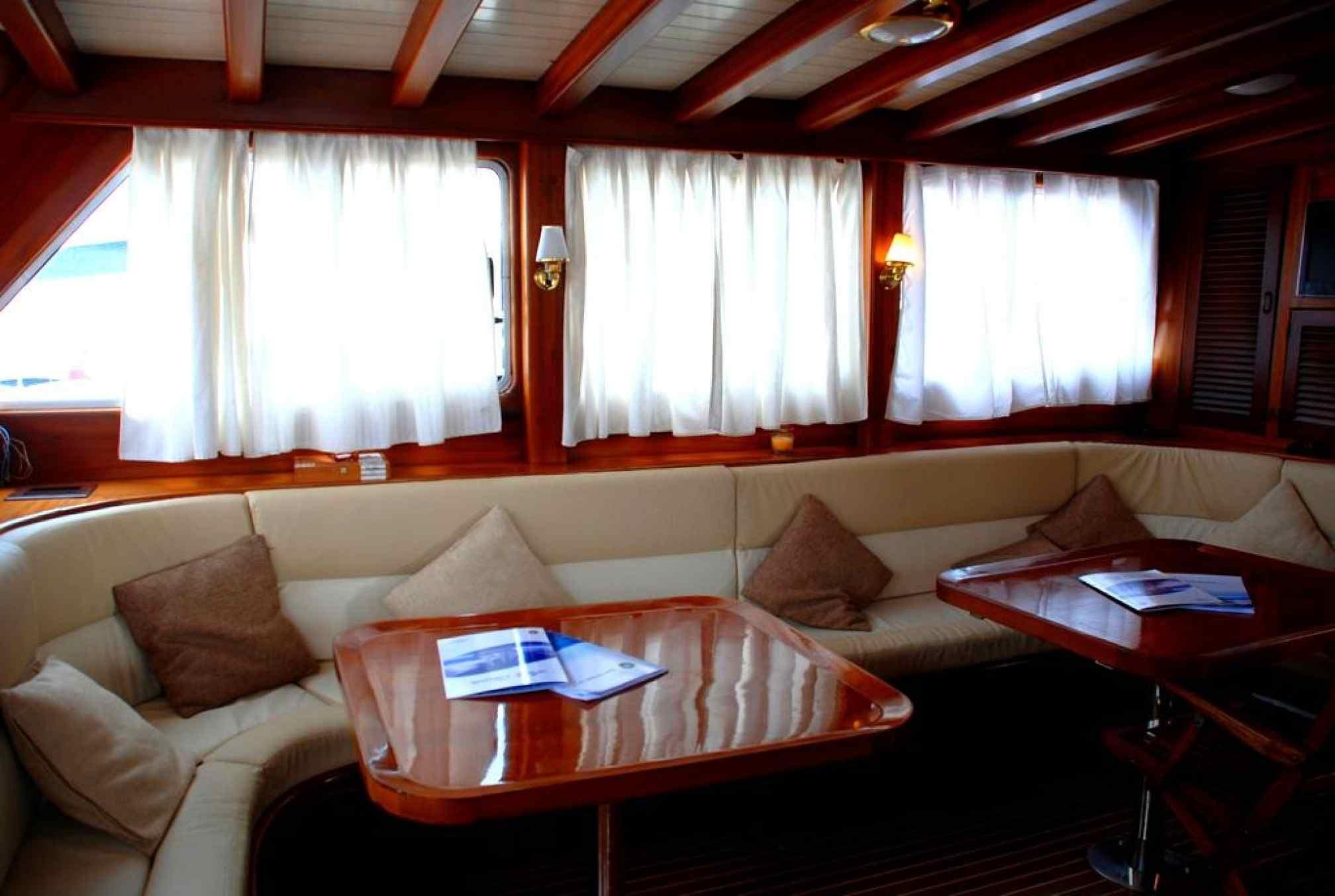 Lady Christa Yacht Charter Details Gulet CHARTERWORLD